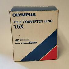 OLYMPUS Tele Converter Lens 1.5X