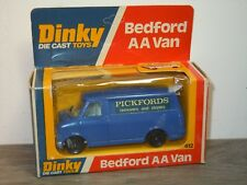 Bedford Van Pickfords - Dinky Toys Code 2 John Gay in Box *34438