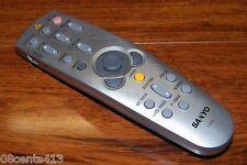 Genuine Sanyo (CXFA) TV Projector Pre-Programmed Remote Control PLC-XP17N & More
