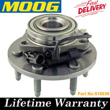 MOOG Front Wheel Hub & Bearing w/ ABS for Chevy GMC Savana Pickup Truck 4X4 4WD
