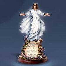 Sermon on The Mount Jesus His Love & Light Sculpture Figurine Bradford Exchange