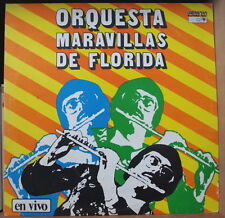 ORQUESTA MARAVILLAS DE FLORIDA EN VIVO CUBA PRESS LP AREITO
