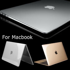 """Clear Glossy Crystal Slim Hard Shell Case Cover for MacBook 2015 New 12"""" A1534"""