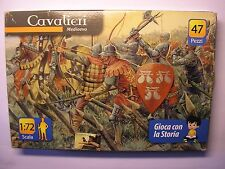 Soldatini Italeri Gioca-Storia Cavalieri Medioevo Ref. 96027 scala 1:72