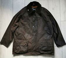 Barbour Wax Beaufort 3in1 Jacket + Warm Pile Lining C42/107cm Mens Shooting Coat