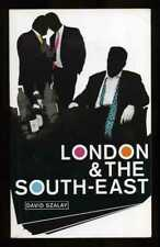 David Szalay - London and the South-East; SIGNED 1st/1st