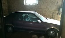 OLDTIMER Anwärter Youngtimer Renault Cabrio R19 LEDER 2. Hand seit 26 Jahren