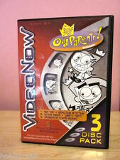 Video Now Fairly Odd Parents Vol 1 3 Disc