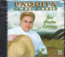 Paquita La Del Barrio Que Chulos Tiempos   BRAND NEW -SEALED  CD