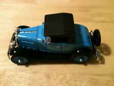 """SIGNATURE MODELS 1928 CHEVY AB ROADSTER DIE CAST 5"""" LONG 1:32"""