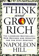 Think and Grow Rich by Napoleon Hill (2005, Paperback, Revised)