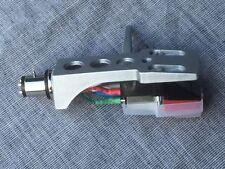 Tête complète Platine vinyle Porte cellule+ cartouche + diamant+connecteur cablé