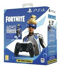 CONTROLLER SONY WIRELESS PS4 DUALSHOCK 4 PAD PLAYSTATION 4 V2 + FORTNITE 2020