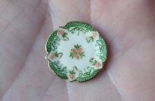 Dollhouse Artisan Miniature Teresa Welch China Closet Small Plate