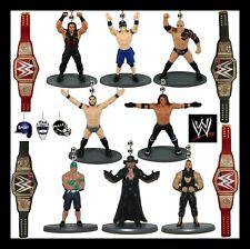WWE WRESTLING SUPERSTAR (1 OR 2 FIGURES) CEILING FAN PULLS - ROCK, CENA, ETC...