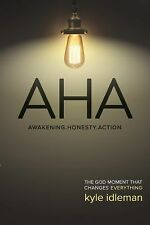 AHA: The God Moment That Changes Everything-ExLibrary