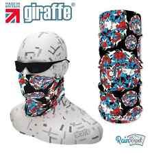 G357 Japanese Fish ski Headgear Neckwarmer multifunctional Bandana Headband