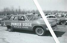 1960s Drag Racing-1963 426 Max Wedge Dodge-PIONEER DODGE-Connecticut Dragway