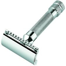 MERKUR 34C DOUBLE EDGE RAZOR / FREE INTERNATIONAL SHIPPING