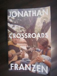 Crossroads – Jonathan Franzen - Advance Reader's Copy
