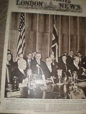 Photo article last meeting of the Allied Commission West Germany 1955 ref Z