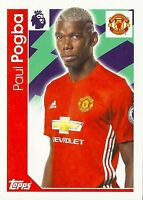 Merlins Premier League 2017 Football Stickers - Official Collection - Topps