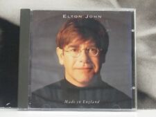 ELTON JOHN - MADE IN ENGLAND CD COME NUOVO UNPLAYED
