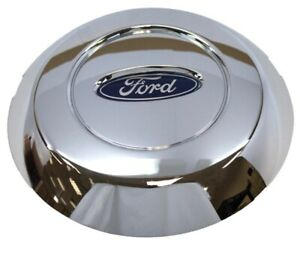 (1) NEW OEM FORD 2004-2008 F150 Wheel Hub Center Cap Cover Chrome 5L3Z1130S