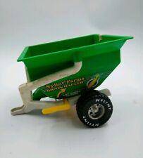 Nylint Toys Grain Bin hopper Trailer Spreader Kids Farm Toy Farm Vintage Plastic