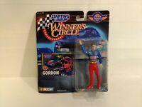 Kenner Starting Lineup Winner's Circle 1999 Jeff Gordon Superman Car t2698