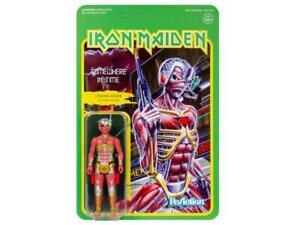 Iron Maiden Super7 ReAction Cyborg Eddie (Somewhere in Time) Figure