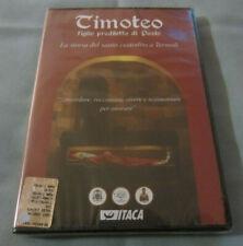 Timoteo Figlio Prediletto di Paolo Saint Timothy Italian Import DVD Video RARE!