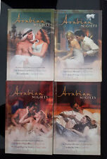 Harlequin Mills & Boon Sexy - Arabian Nights 4 Books with 8 Classic Stories