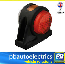 LED Autolamps 12/24v Red Amber White Marker Lamp Light – 1005RWM
