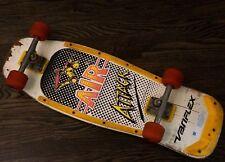 VARIFLEX AIR ATTACK Cool Vintage 80s SkateBoard Trucks & Red Street Rage Wheels