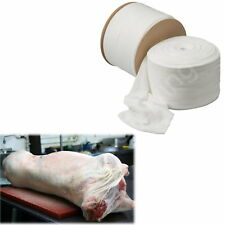 More details for mutton cloth stockinette muslin food meat wrapping wrap polishing cloth white