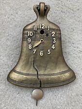 New ListingVintage Mini Lux Liberty Bell Pendulum Clock