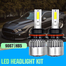 LED Headlight Kit HB5 9007 Hi/Lo Beam 6000K for 1998-2005 MERCURY GRAND MARQUIS