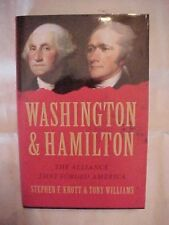 WASHINGTON & HAMILTON: THE ALLIANCE THAT FORGED AMERICA, Founding Fathers