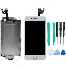 White LCD Touch Screen Display Digitizer Replacement for iPhone 6 Plus + Tools