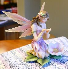 Faerie Glen Mystiwish Fairy retired fg824 rare
