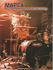 MISC-3292 - 2010 catalog MAPEX DRUM and HARDWARE