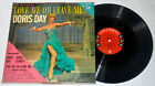 U.S. Pressing DORIS DAY Love Me Or Leave Me LP Vinyl Record