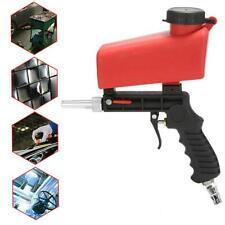Portable Gravity Sandblasting Guns Aluminium Pneumatic Sandblaster Spray Guns