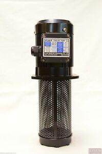 "1/8 HP Filtered Coolant Pump, 220V/440V, 3PH, 180mm (7""), FLAIR SP-8180-220V-3PH"