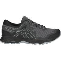 Asics Gel-Sonoma 4 Mens Trail Running Fitness Trainer Shoe Black/Grey