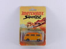 Matchbox Superfast VW T2 Camper in OVP original + ungeöffnet