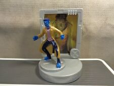 X-MEN X2 MOVIE NIGHT CRAWLER ACTION FIGURE W/CARD & STAND JACK IN THE BOX TOY