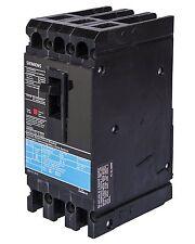 Siemens ED43B040 Circuit Breaker, Type ED4, 40 Amp, 3 Pole