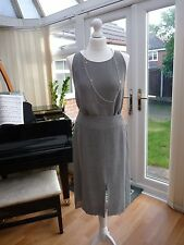 Chanel dress set in soft grey